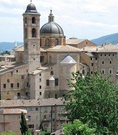 Urbino,  Italy.  http://www.worldheritagesite.org/sites/urbino.html