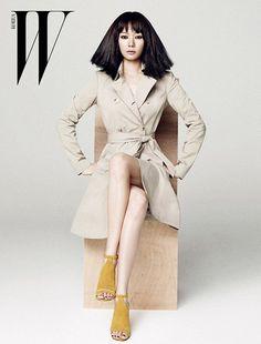 "Bae Doo Na Looks Chic on the Pictorial for ""W Korea"" Korean Celebrities, Celebs, W Korea, Libra Women, Looks Chic, Korean Actresses, Harajuku Fashion, Asian Fashion, Women's Fashion"