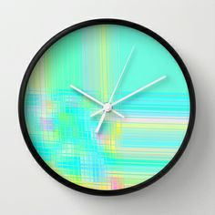 Re-Created Northern #Cross18  #Wall #Clock by #Robert #S. #Lee - $30.00