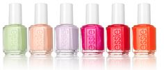 Essie's New Spring Nail Polish Collection