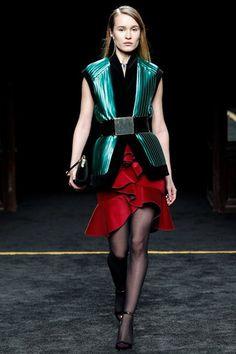 Balmain Paris Fashion Week AW '15'16