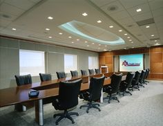 American Airlines Federal Credit Union Execuitve Boardroom