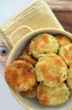 Dovlecei pane - Retete culinare by Teo's Kitchen Dessert Recipes, Desserts, Zucchini, Vegetables, Foods, Tailgate Desserts, Food Food, Deserts, Food Items