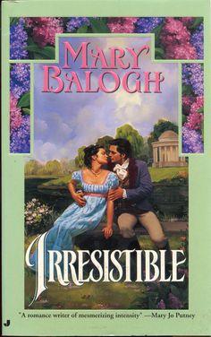 Mary Balogh - Irresistible    October, 1998