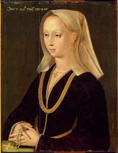 Portrait of a Woman, 1520 (oil on panel)