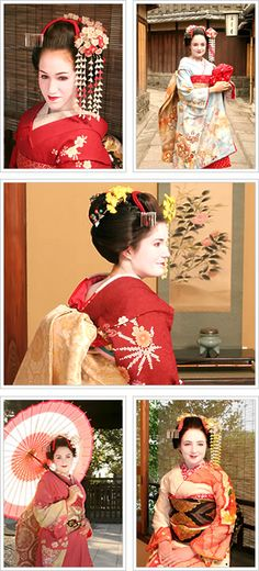 Kyoto Maiko experience | Makeover and photoshoot   I'm doing this when I visit Kyoto.