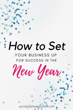 Walk through these steps and have your business ready to GO in the New Year! Social media marketing | online business | resolutions | New Year | marketing ideas | entrepreneur | small business marketing | blog | blogging | business tips | Facebook marketing | Instagram marketing | Twitter | digital marketing | #onlinebusiness #socialmedia #smm #marketing #smallbusiness #Facebook #Instagram #blog #blogging #newyear #goals #resolutions Marketing Ideas, Business Marketing, Business Tips, Online Business, Facebook Marketing, Online Marketing, Digital Marketing, Social Media Quotes, Social Media Tips