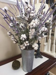 Your place to buy and sell all things handmade Farmhouse Large Arrangement, French Country Floral, Farmhouse Cotton Lavender, Large Floor Arrangeme French Country Rug, French Country Living Room, Country Farmhouse Decor, Farmhouse Style Kitchen, French Country Decorating, French Cottage, Country Kitchen, Farmhouse Décor, Farmhouse Interior