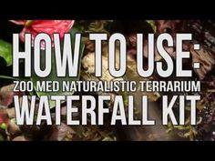How To: Waterfall Kit | Big Al's - YouTube