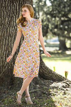 Share your Shabby!  Orangery Dress
