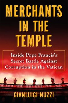 Nuzzi takes an investigative look at the recent financial scandals at the highest levels of the Vatican. On one side there is Pope Francis's strong message for one church of the poor and all; on the other, there is the old Curia with its endless enemies, and the old and new lobbies struggling to preserve their not-so-Christian privileges.