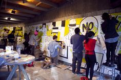 collaborative mural - Google Search
