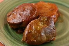 A Year of Slow Cooking: Teriyaki and Apricot Pork Chops in the Slow Cooker