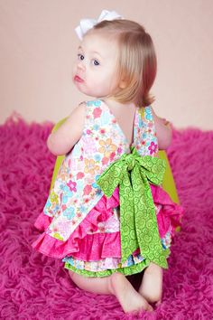 1st birthday outfit? @Jennifer McDermott @Erin Quaratino