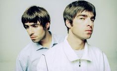 Noel and Liam Gallagher in the school nativity - the home movie that makers of Oasis documentary are after Liam Gallagher, Stevie Wonder, Amy Winehouse Documentary, Beatles, Michael Jackson, Liam And Noel, Look Back In Anger, Pose, Illusions