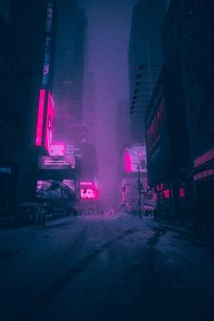 Cyberpunk, a playlist by sillage on Spotify Night Aesthetic, City Aesthetic, Aesthetic Images, Purple Aesthetic, Aesthetic Backgrounds, Aesthetic Wallpapers, Cyberpunk City, Cyberpunk Kunst, Cyberpunk Aesthetic
