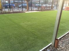 Artificial Grass Surface in Winstanley 2