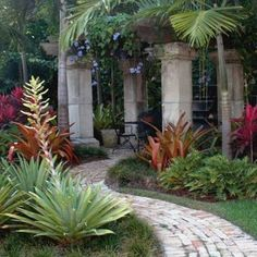 Tropical Landscape Design, Pictures, Remodel, Decor and Ideas - page 48