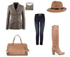 #jeans#chic#cipria#rosa