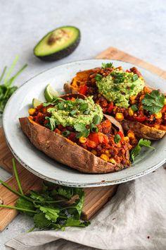 Vegetarian Recepies, Healthy Recepies, Quick Healthy Meals, Good Healthy Recipes, Healthy Cooking, Veggie Recipes, Mexican Food Recipes, Healthy Snacks, Vegan Diner