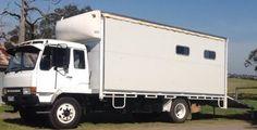 1989 Mitsubishi FK16 5 horse Truck   HorseYard