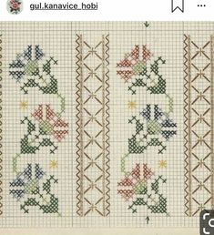 Cross Stitch Bookmarks, Cross Stitch Borders, Cross Stitch Samplers, Cross Stitch Flowers, Cross Stitch Designs, Cross Stitch Patterns, Ribbon Embroidery, Wood Carving, Quilt Blocks