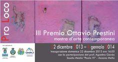 Mostra d'Arte Contemporanea a Azzano Mella http://www.panesalamina.com/2013/20002-mostra-darte-contemporanea-a-azzano-mella.html