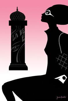 Jason-Brooks-Folio_Art-Illustration-fashion-illustrations-Silhouettes-Paris-2-L.jpg (611×900)