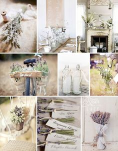 Lavender details - perfect for country weddings Wedding 2017, Purple Wedding, Wedding Themes, Wedding Colors, Our Wedding, Dream Wedding, Wedding Decorations, Wedding Lavender, Wedding Ideas