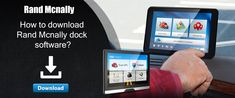 How to download Rand Mcnally dock software Software