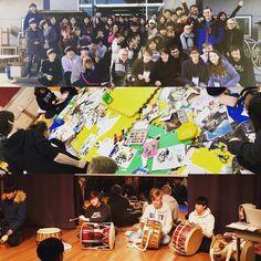 Besøg på Burischool i Seoul med efterfølgende overnatning hos de koreanske elever #højerdesignefterskole #seoul #skolebesøg #venskaber #fællesskab #grænser#kultur #international #historie #venskaber