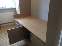 cabin bed with cupboard and drawers