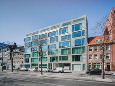 Wohnhaus The Double in Amsterdam - Glas - Wohnen - baunetzwissen.de