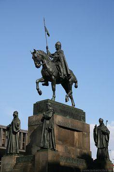 St. Wenceslas Monument - Prague Pictures 46/252