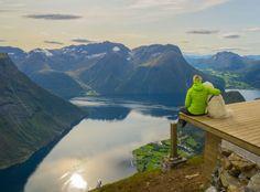 Urkeegga - vilt og vakkert   Turjenter.no Mountains, Nature, Travel, Norway, Summer, Naturaleza, Viajes, Destinations, Traveling