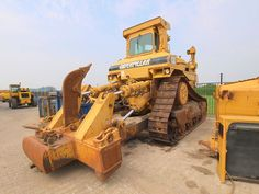 International Construction Equipment Shipping of Caterpillar Products to Port Tema, Ghana!