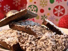 Coconut Bark | Cravings of a Lunatic