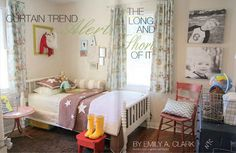 Shabby Chic Kid's Room