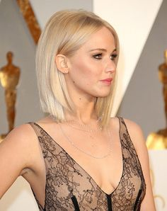 The blunt A line, 8 Haircuts That Are Perfect for Summer via @PureWow