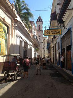 Bodeguita del medio, Havana, Cuba