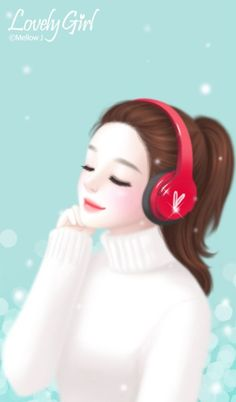 Find images and videos about lovely girl and Enakei on We Heart It - the app to get lost in what you love. Girl Cartoon Characters, Cute Cartoon Girl, Lovely Girl Image, Girly M, Cute Girl Drawing, Girly Drawings, Cute Girl Wallpaper, Digital Art Girl, Girl Photo Poses