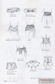 Fashion infographic : Resim
