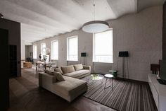 Modern Style within Historical Creating: Old Packet Walls and Arched Roof - http://www.interiordesign2014.com/architecture/modern-style-within-historical-creating-old-packet-walls-and-arched-roof/