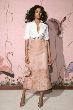 Brandon Maxwell Resort 2022 Collection - Vogue Fashion Mode, Fashion News, Fashion Beauty, Fashion Outfits, Womens Fashion, Fashion Trends, Brandon Maxwell, Fashion Show Collection, Mode Style