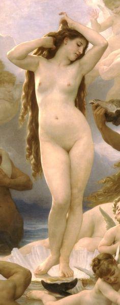 Bouguereau - Venus (detail)