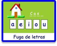 Fuga De Letras Letras Juegos Juegos Educativos En Español Juegosarcoiris Juegos Educativos Juegos De Vocales Juegos Educativos Preescolar