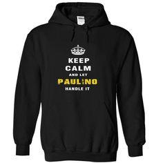 Im PAULINO - #music t shirts #plain hoodies. LOWEST PRICE => https://www.sunfrog.com/Names/Im-PAULINO-eygih-Black-Hoodie.html?id=60505