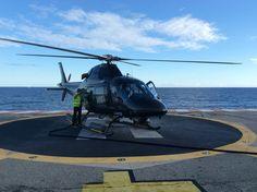 #aw119 Heliport Monaco