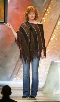 Reba McEntire 2003-02-26  39th Annual Country Music Awards - Show