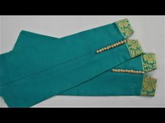 Attach Piping on Slits(Chaak)of kameez (kurti)Latest Sleeves (Baju) Design Cutting And Stitching Easy Method For Blouse/Suit/KameezIn this video I show you very beautiful sleeves (baju) design in very easy way. Neck Designs For Suits, Blouse Back Neck Designs, Sleeves Designs For Dresses, Sleeve Designs, Churidar Neck Designs, Salwar Designs, Kurti Sleeves Design, Kurta Neck Design, Sewing Sleeves